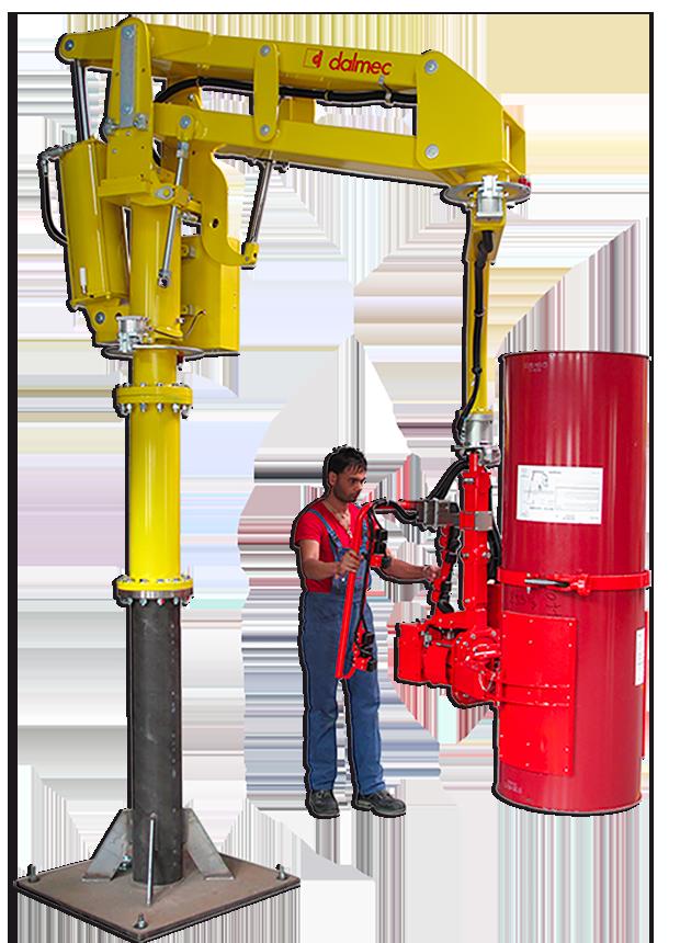 Manipulators For Lifting : Maxipartner industrial manipulator dalmec