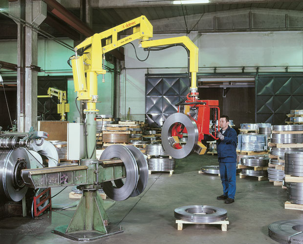 Ergonomic Industrial Manipulator : Manipulator or balancer which is best dalmec