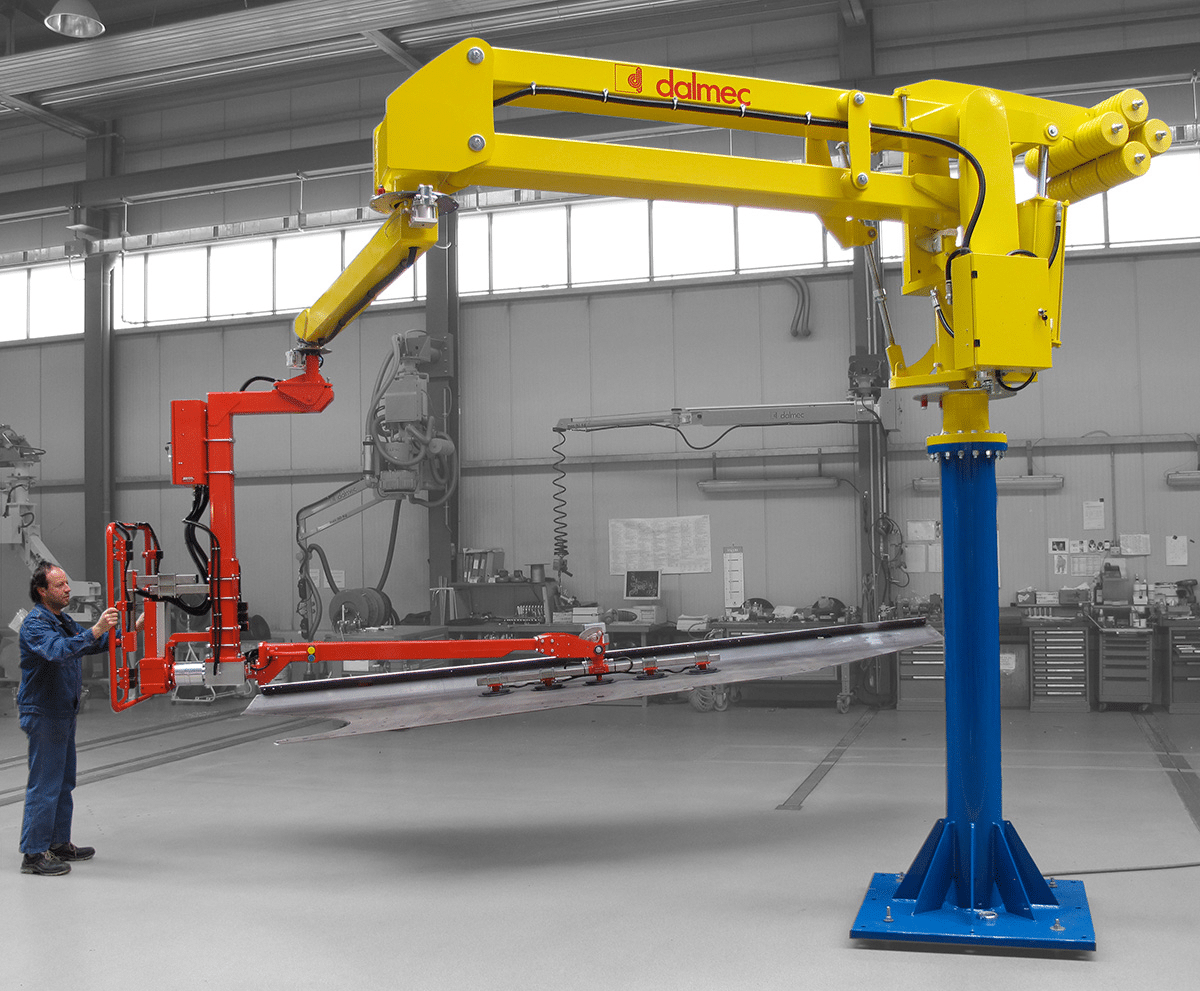 Lift Assist In Home : Industrial manipulators and lift assist devices dalmec