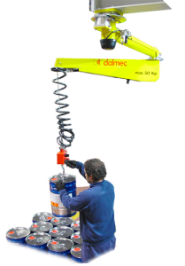 An example of a cable balancer