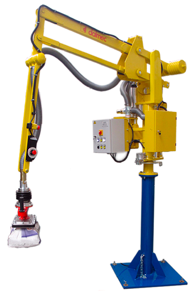 Ergonomic Industrial Manipulator : What is an industrial manipulator dalmec