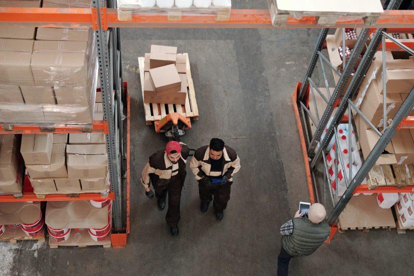 warehouse burnout dalmec industrial manipulator