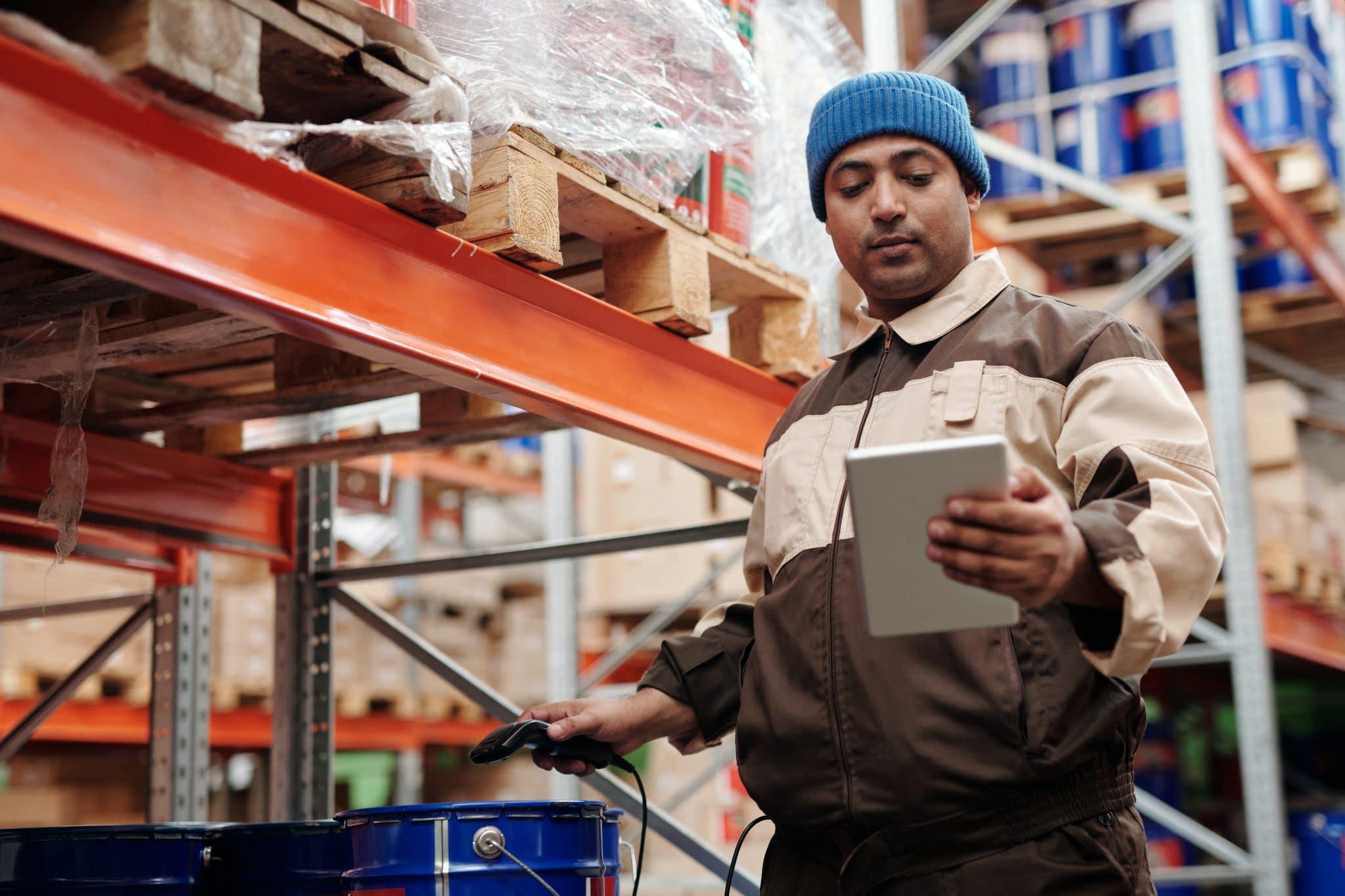 smart warehousing dalmec